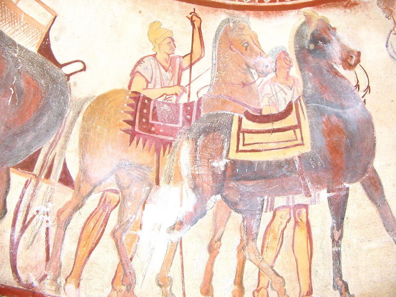 1280px-Kazanlak-tomb-fresco-2